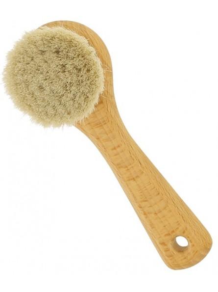 Cepillo facial extra suave natural