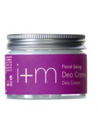 Desodorante en crema Floral