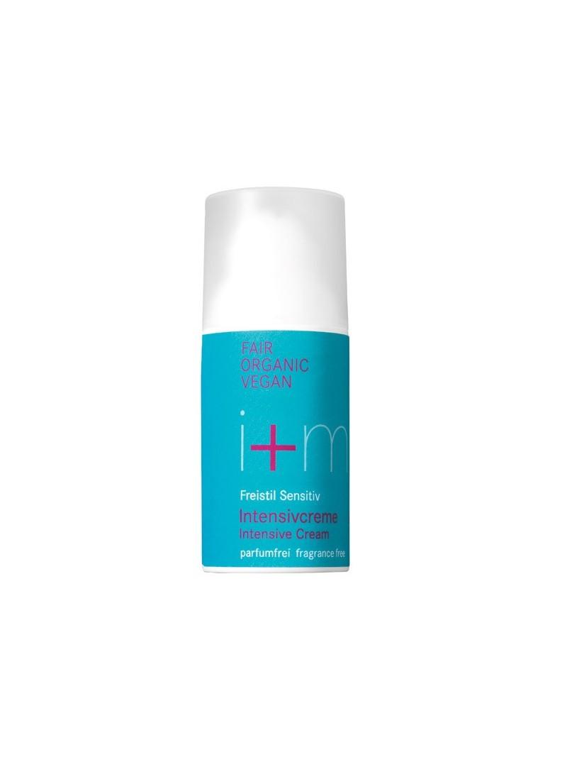 Crema facial Hidratante para Pieles Sensibles. Sin perfume.