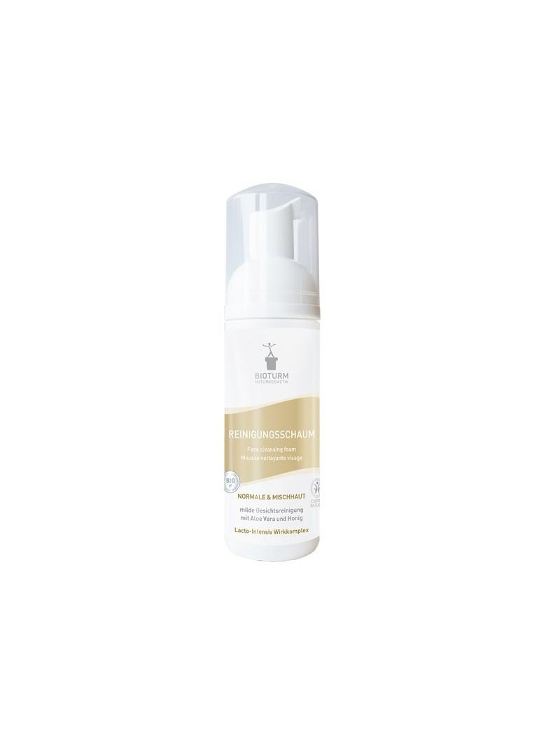 Espuma facial limpiadora 150 ml.