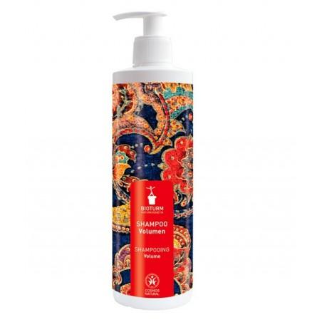 Champú volumen y fuerza cabellos débiles 500 ml