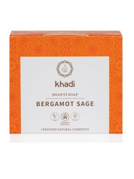 Jabón Shanti Bergamota&Salvia