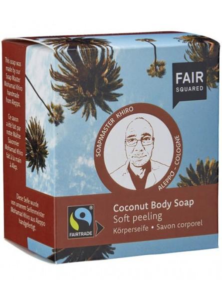 Jabón de Coco peeling