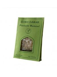 Resina aromática Goma damar