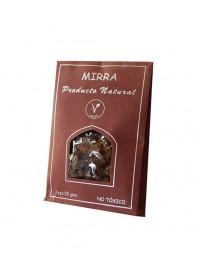 Resina aromática Mirra