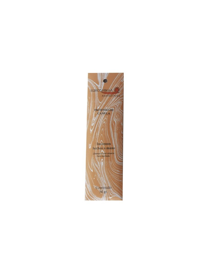 Incienso Canela Auroshikha  50 gr