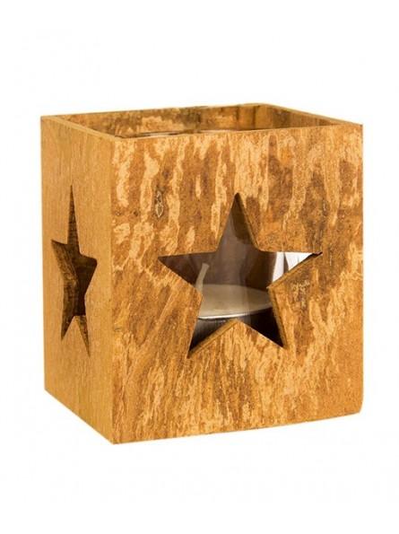 Velero Canela y Estrella cuadrado