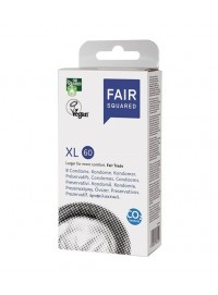 Preservativos XL látex natural