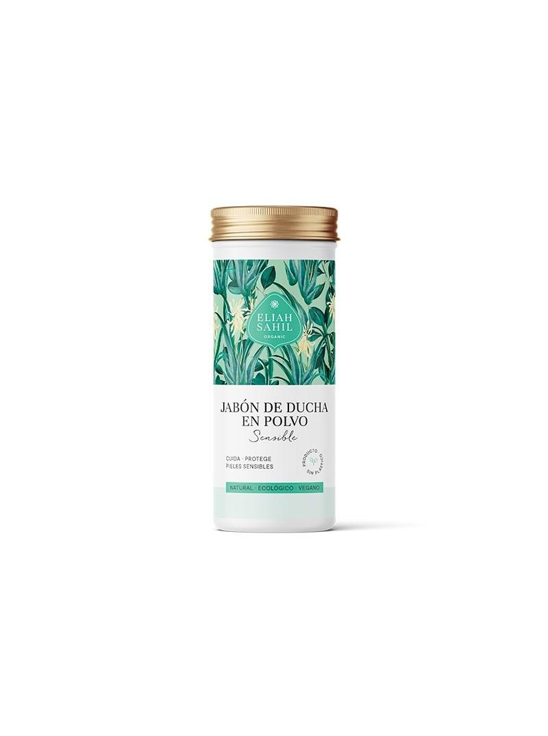 Jabón de ducha pieles sensibles en polvo