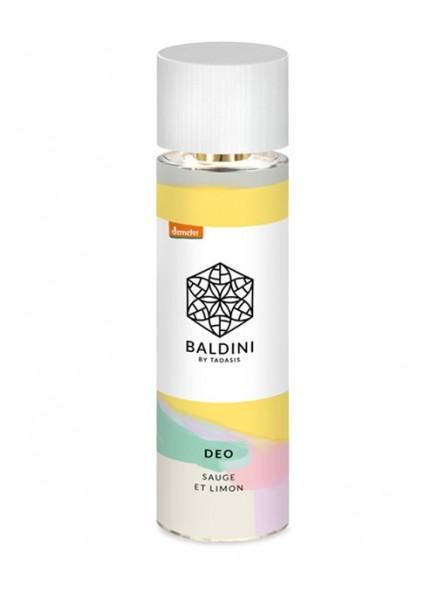 Desodorante Salvia y Limón