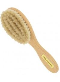 Cepillo infantil capilar extra suave pelo cabra y haya
