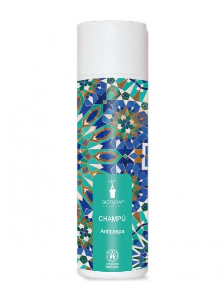 Champú anti-caspa 200 ml