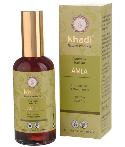 Aceite para cabello con Amla