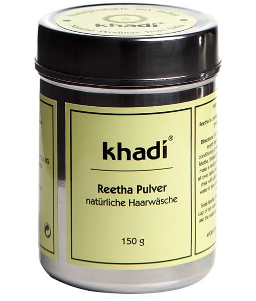 Champú en polvo - Mascarilla de Reetha