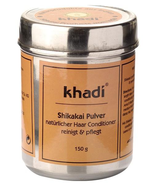 Champú en polvo- mascarilla de Shikakai