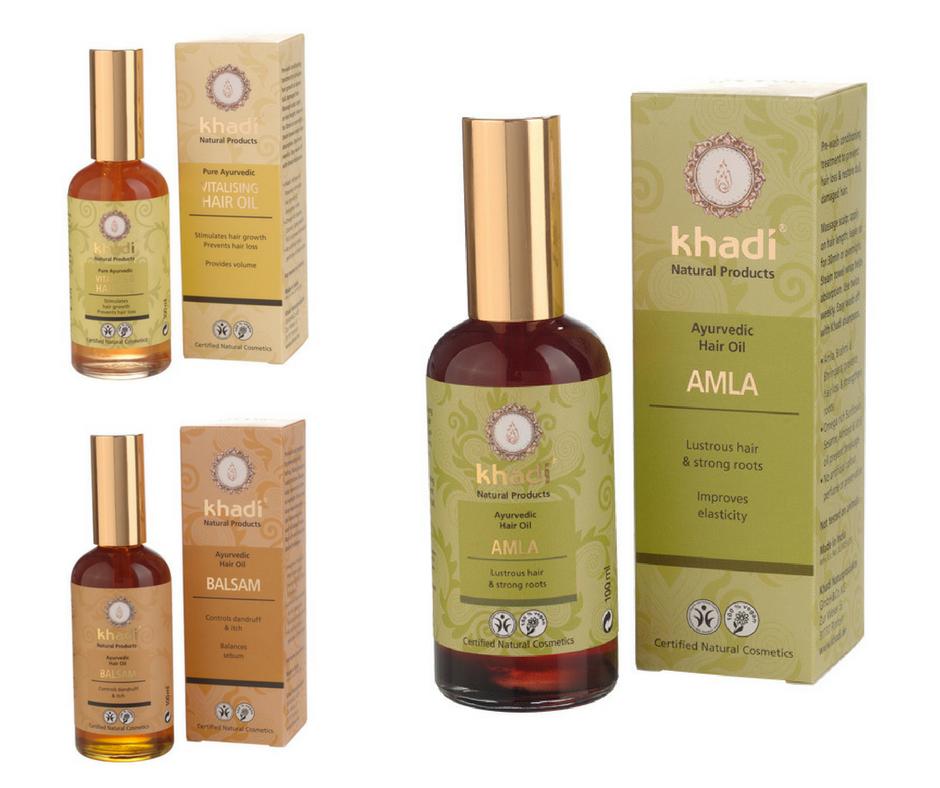 aceites capilares khadi