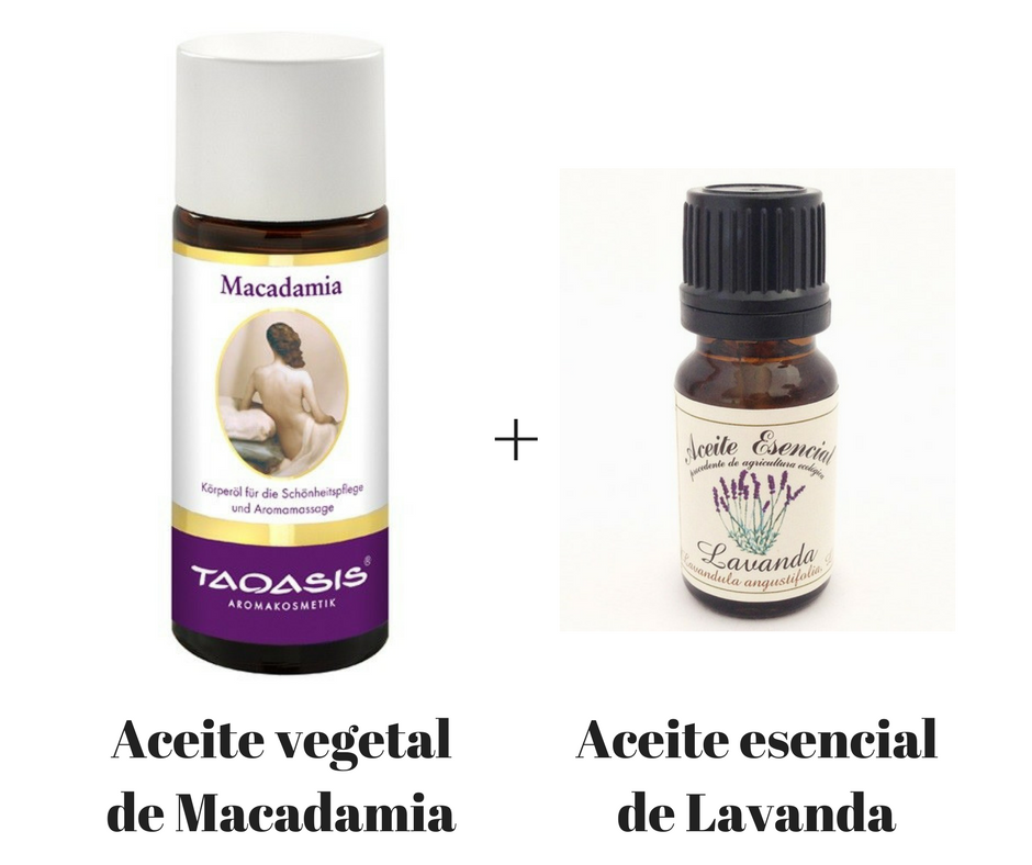Aceite vegetalde Macadamia