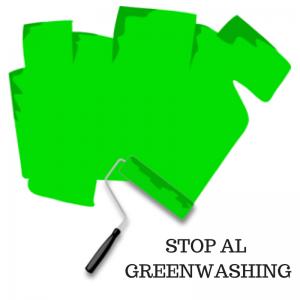 STOP AL GREENWASHING