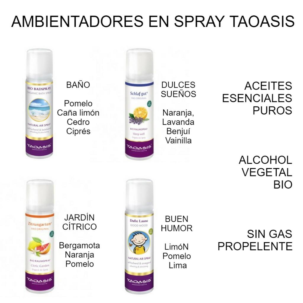 ambientadores spray taoasis PIXLR