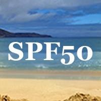 Protección solar SPF50