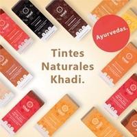 Tintes naturales Khadi